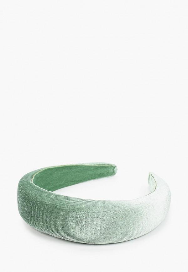MANGO   Женский зеленый ободок MANGO   Clouty