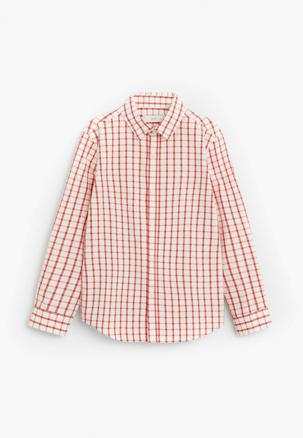 Mango Kids | красный Рубашка Mango Kids | Clouty
