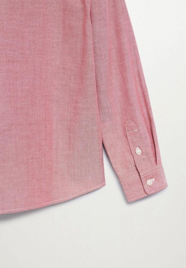 Mango Kids | розовый Рубашка Mango Kids | Clouty