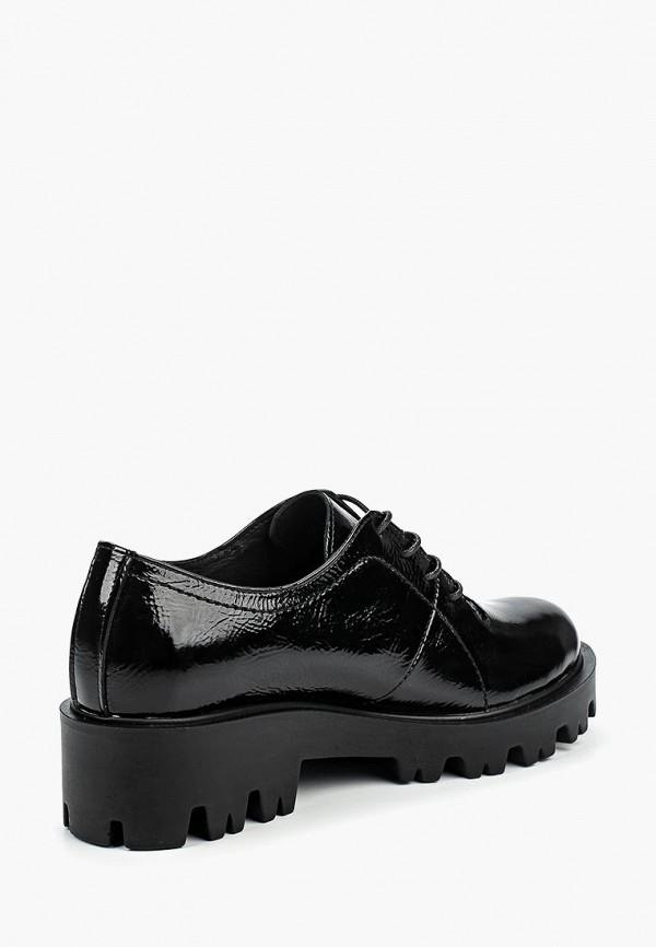 Matt Nawill   черный Женские черные ботинки Matt Nawill резина   Clouty