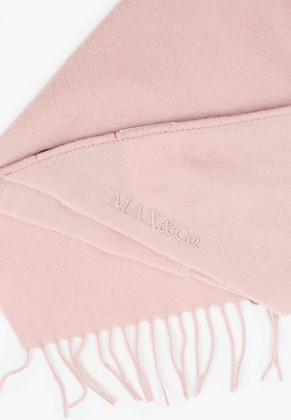 Max & Co. | розовый Платок Max&Co | Clouty