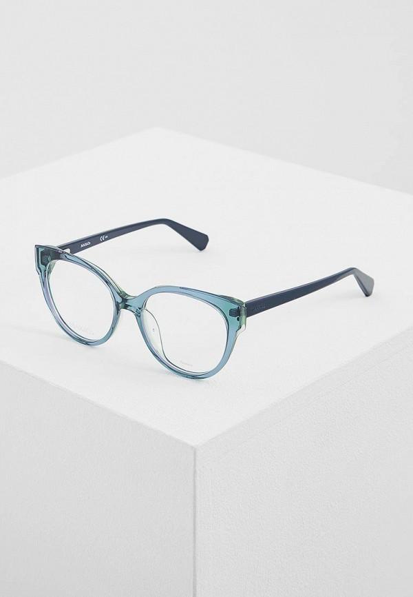 Max & Co. | синий Женская синяя оправа Max & Co. | Clouty