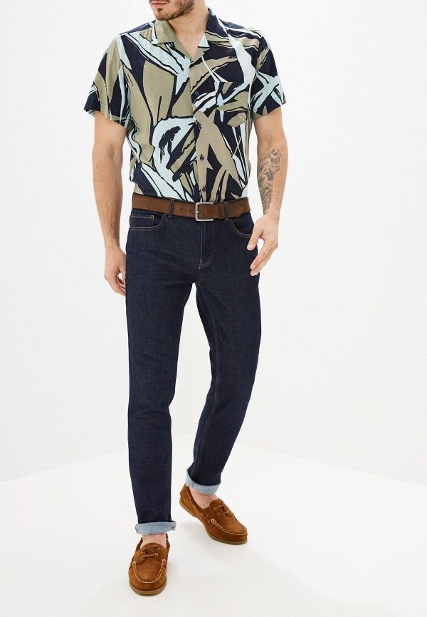 Marciano | синий Мужские синие джинсы Marciano | Clouty