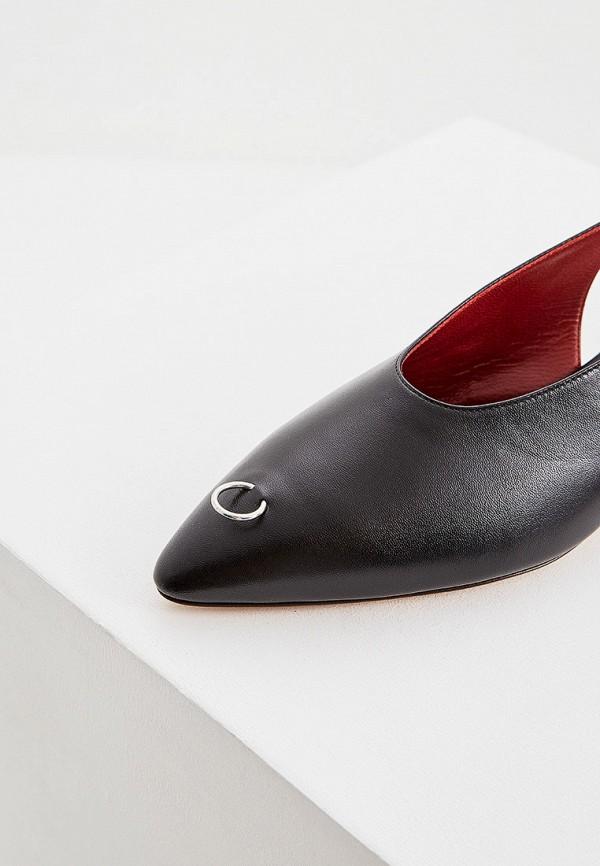 Marni | черный Черные туфли Marni резина | Clouty