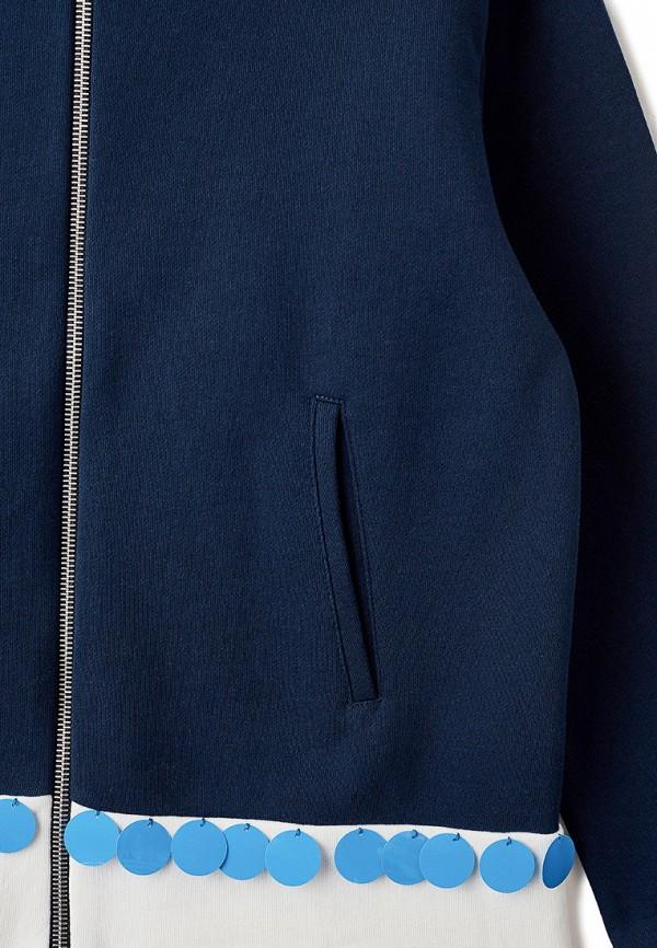 Marni | синий Синяя толстовка Marni для девочек | Clouty