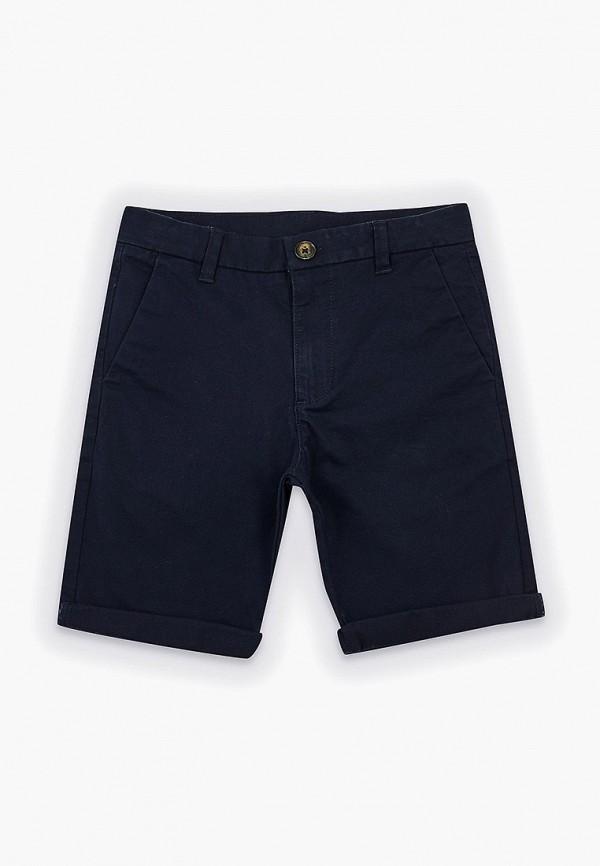 Marks & Spencer | синий Летние синие шорты Marks & Spencer для мальчиков | Clouty