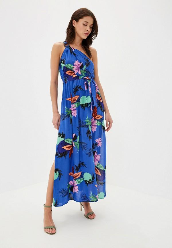 Marks & Spencer | синий Летнее синее пляжное платье Marks & Spencer | Clouty