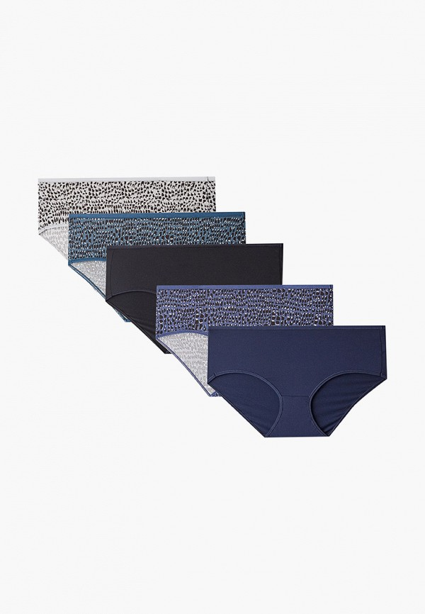 Marks & Spencer | бирюзовый, серый, синий, черный Женский комплект Marks & Spencer | Clouty