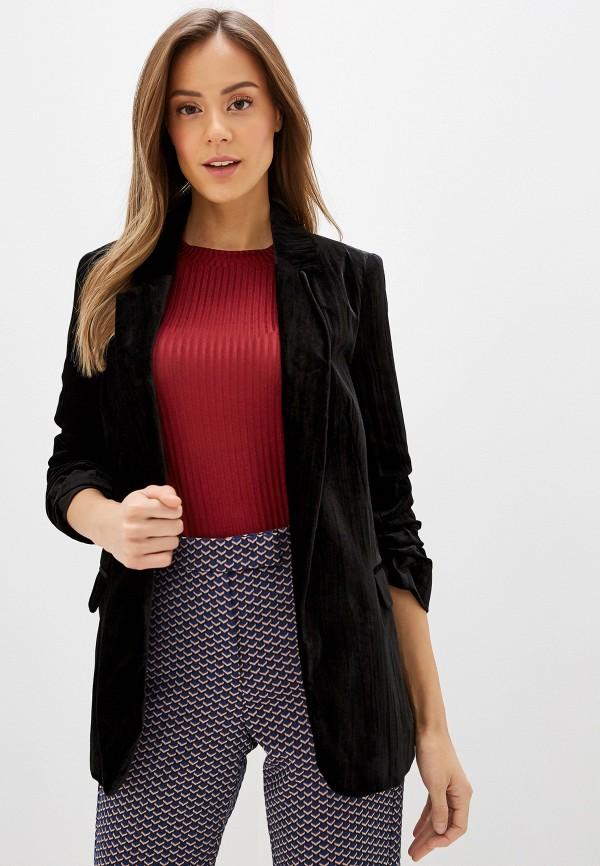 Marks & Spencer | Женский черный жакет Marks & Spencer | Clouty