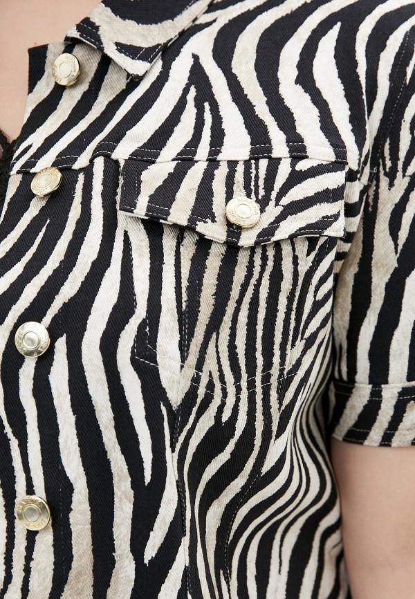 Marina Rinaldi Sport | мультиколор Женская джинсовая куртка Marina Rinaldi Sport | Clouty