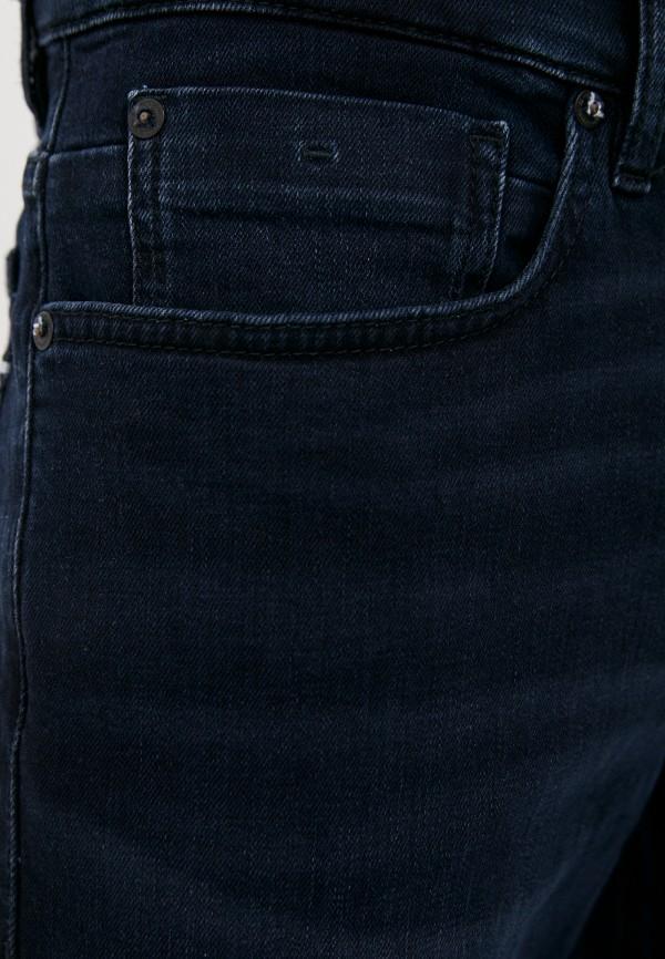 Marc O'Polo | синий Мужские синие джинсы Marc O'Polo | Clouty