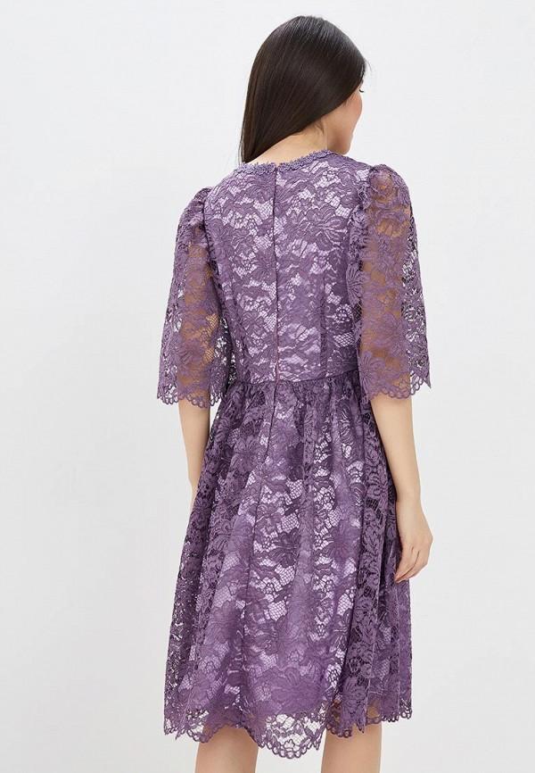 Мадам Т | фиолетовый Платье MadaM T | Clouty