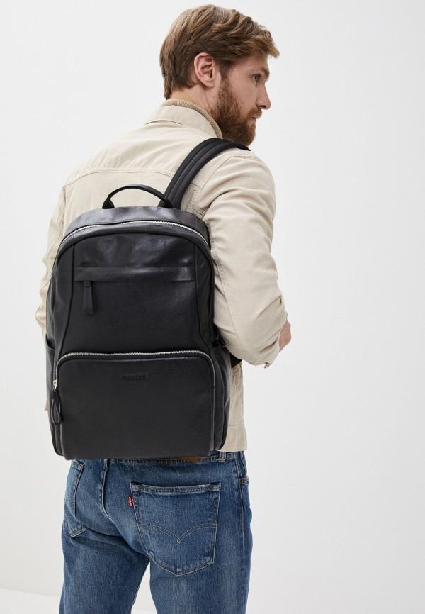 Mascotte | Мужской черный рюкзак Mascotte | Clouty