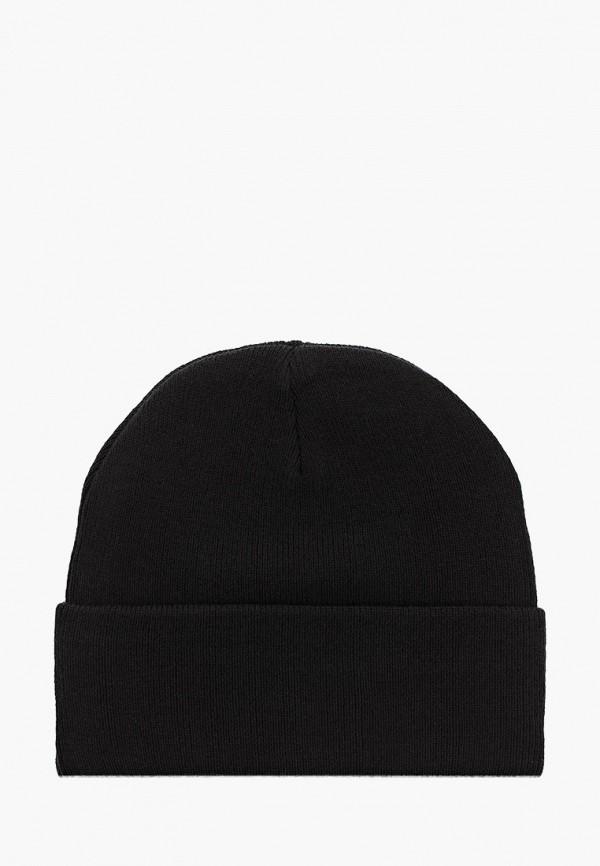 Mitchell & Ness   черный Зимняя черная шапка Mitchell & Ness   Clouty