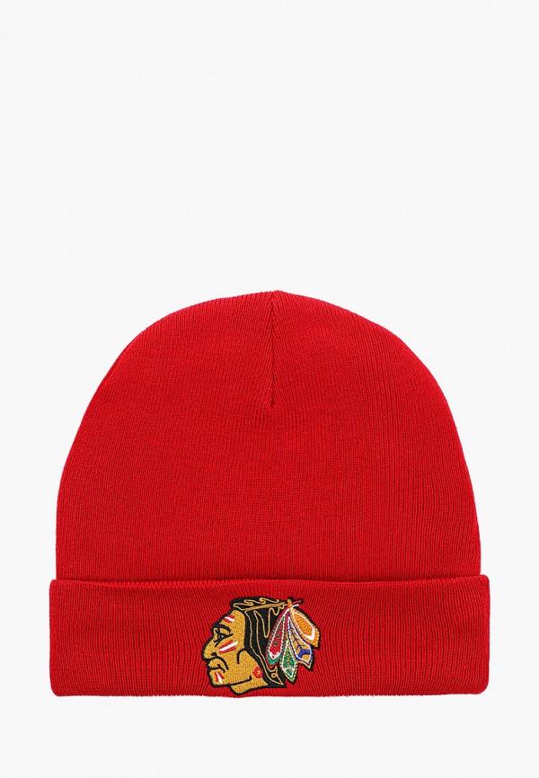 Mitchell & Ness | красный Красная шапка Mitchell & Ness | Clouty
