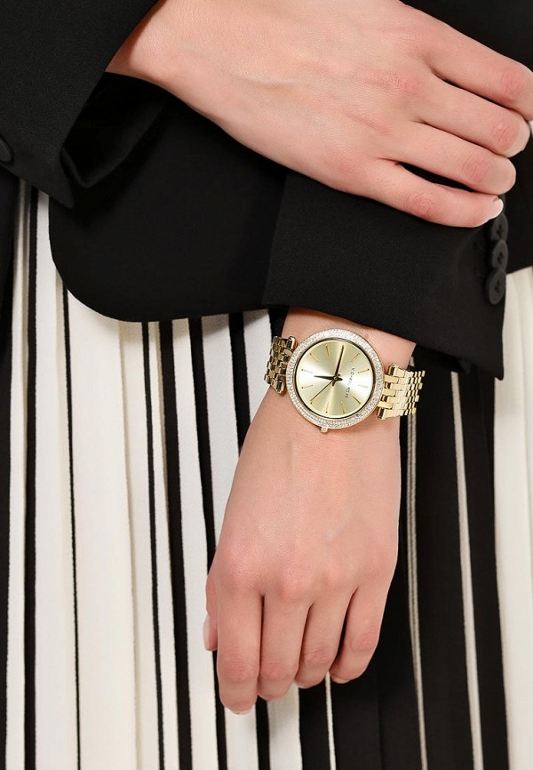 MICHAEL KORS   золотой Часы Michael Kors   Clouty