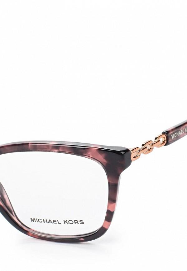 MICHAEL KORS | бордовый Женская бордовая оправа MICHAEL KORS | Clouty