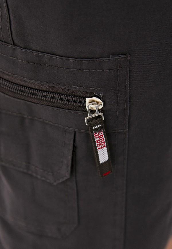 M&2 | серый Мужские серые шорты M&2 | Clouty