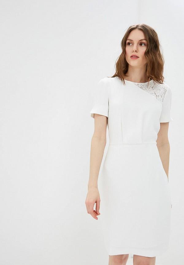 Morgan   белый Женское летнее белое платье Morgan   Clouty