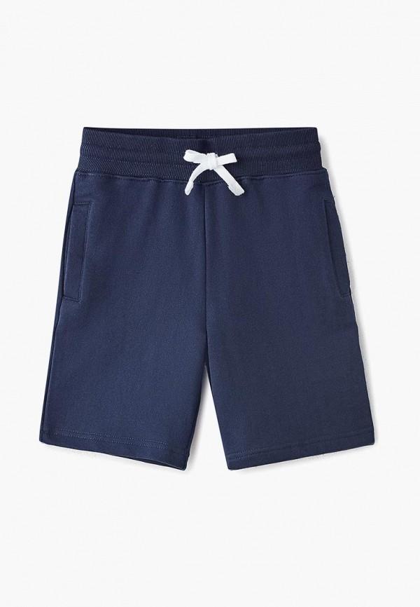 Modis | синий Синие спортивные шорты Modis для мальчиков | Clouty