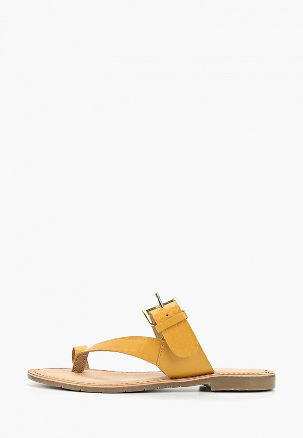 Mon Ami   желтый Сабо Mon Ami   Clouty