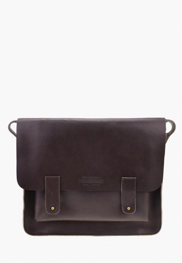 BB1 | коричневый Мужская коричневая сумка BB1 | Clouty