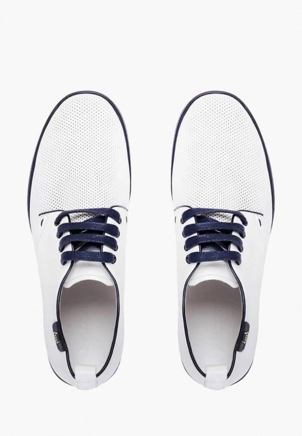Basconi | белый Ботинки Basconi | Clouty
