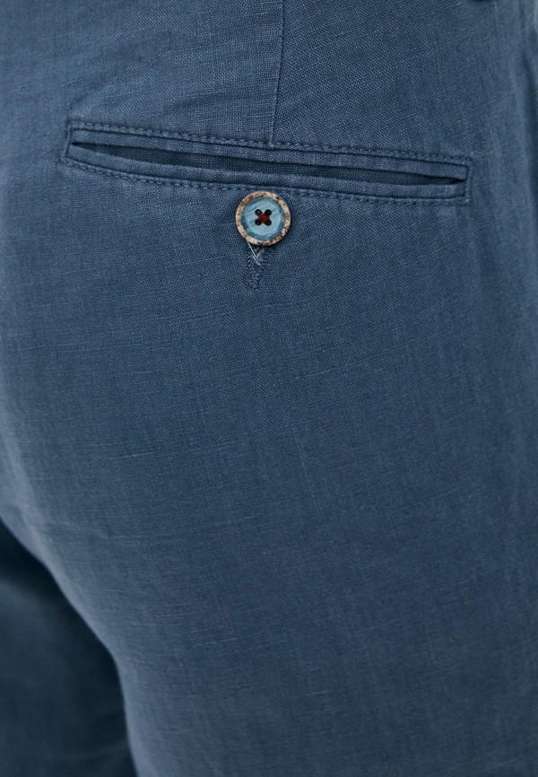 La Biali | синий Мужские синие брюки La Biali | Clouty