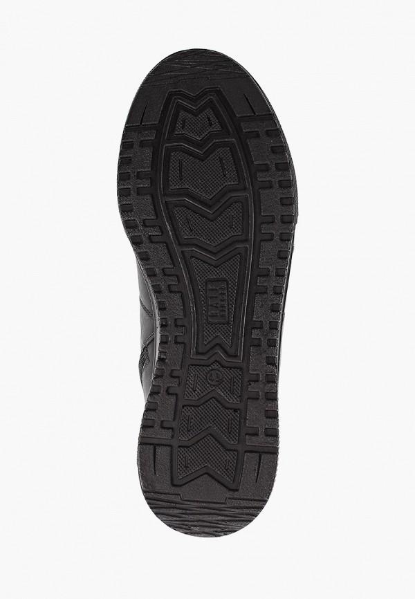 Ralf Ringer | черный Мужские черные ботинки Ralf Ringer искусственный материал | Clouty