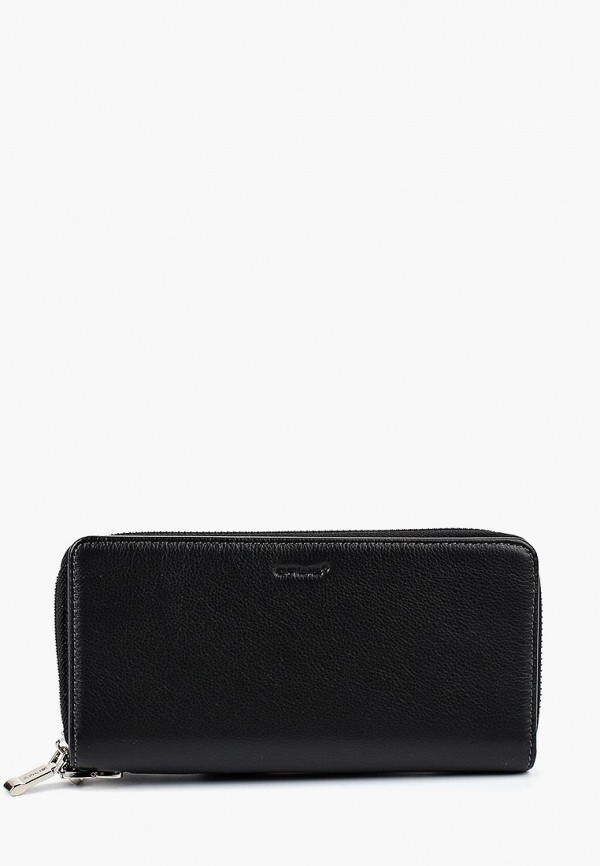 Galib | Мужской черный кошелек Galib | Clouty