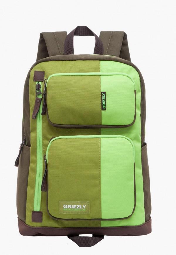 Grizzly | мультиколор Мужской рюкзак Grizzly | Clouty