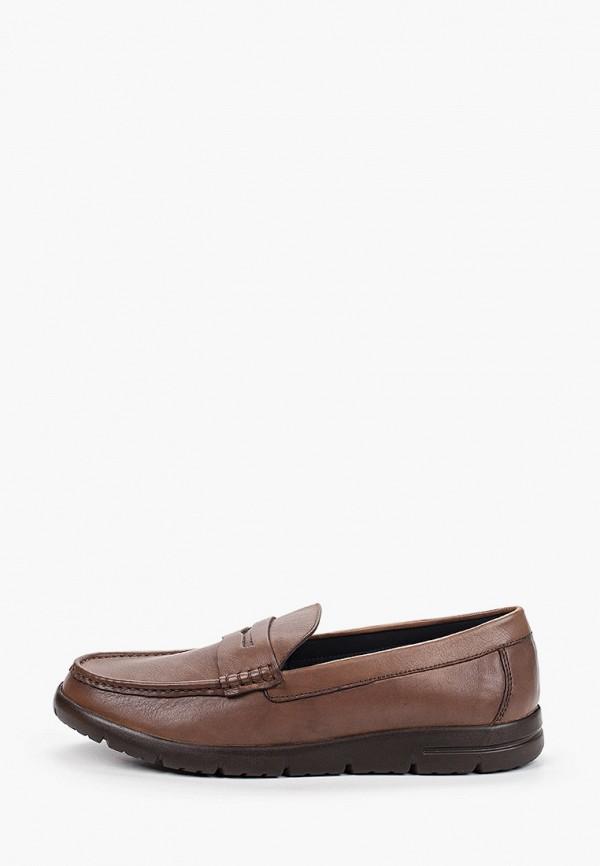 Riveri | коричневый Лоферы Riveri | Clouty