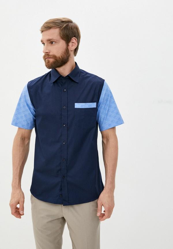 Enrico Cerini | синий Рубашка Enrico Cerini | Clouty