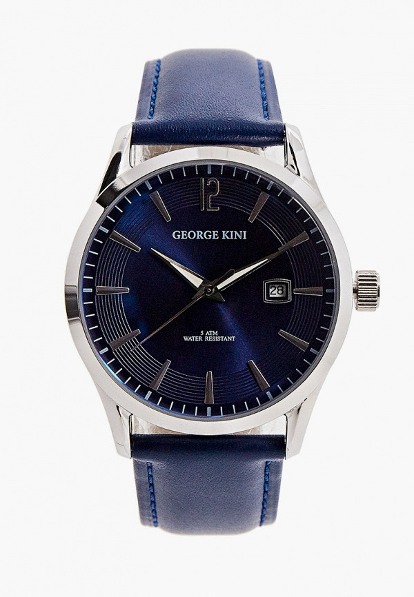 George Kini | синий Часы George Kini | Clouty