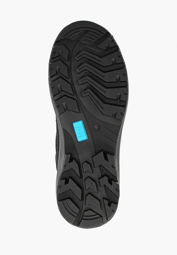 Ralf Ringer | черный Мужские зимние черные ботинки Ralf Ringer полиуретан | Clouty