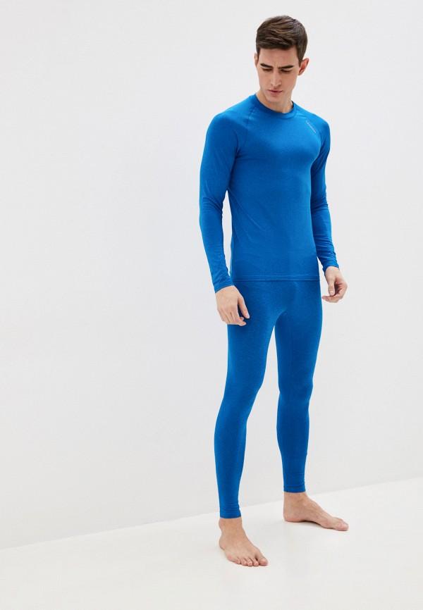Tenson   синий Мужское зимнее синее термобелье Tenson   Clouty