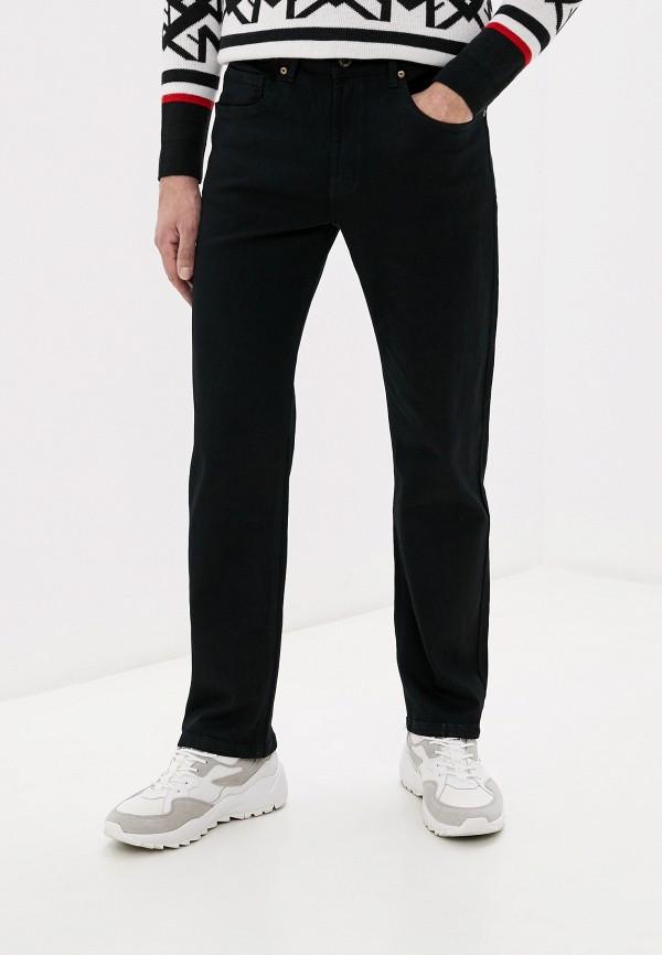 Tom Farr | черный Мужские черные джинсы Tom Farr | Clouty