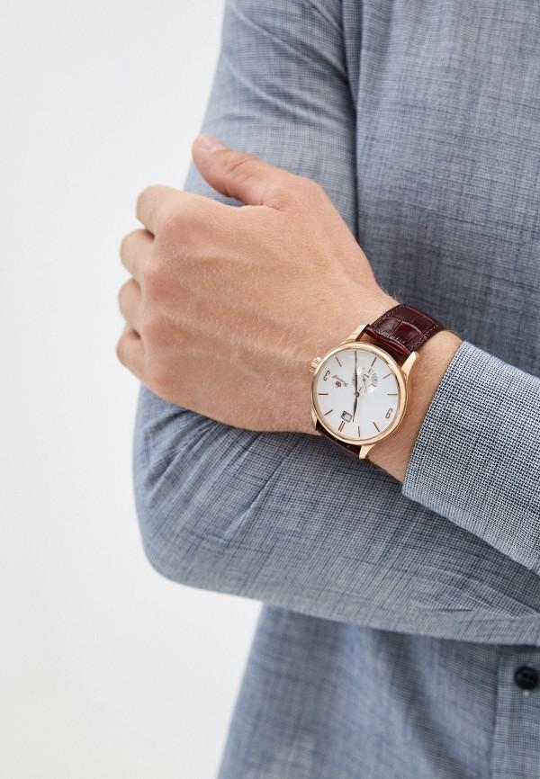 Romanoff | коричневый Мужские коричневые часы Romanoff | Clouty