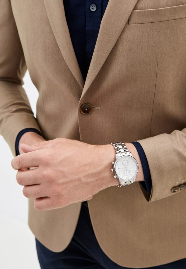 Romanoff   серебряный Мужские серебряные часы Romanoff   Clouty
