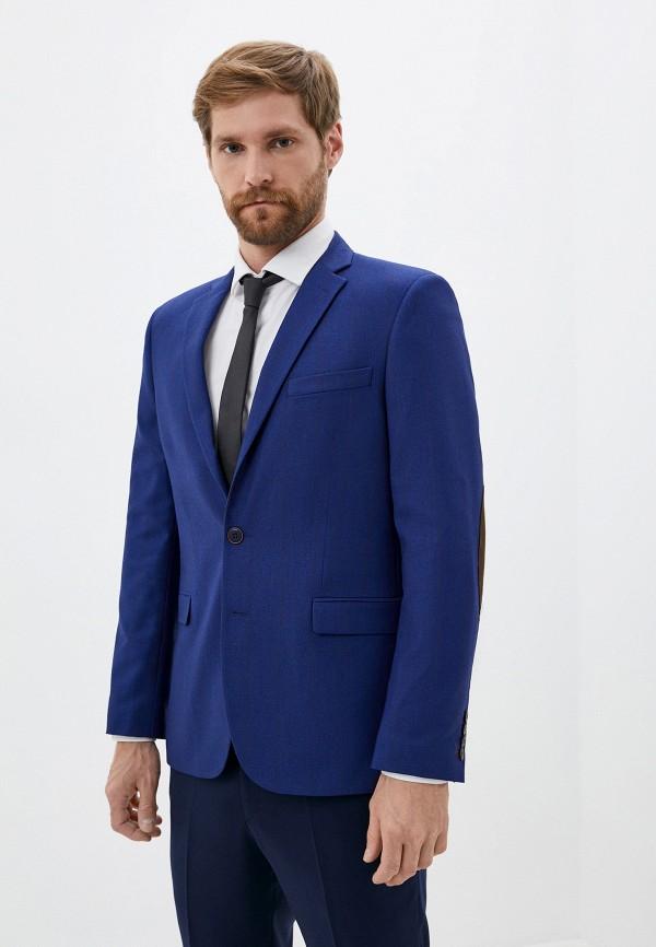 Laconi | Мужской синий пиджак Laconi | Clouty