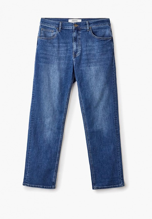 Whitney | синий Мужские синие джинсы Whitney | Clouty