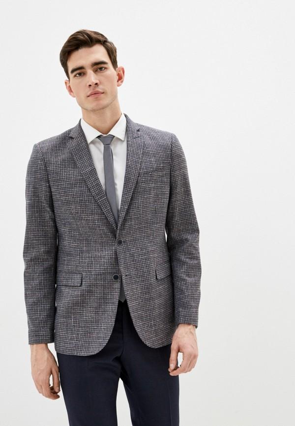 Laconi | Мужской коричневый пиджак Laconi | Clouty