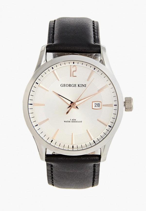 George Kini | черный Мужские черные часы George Kini | Clouty