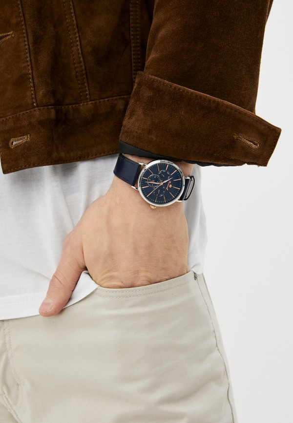 Romanoff   серебряный Часы Romanoff   Clouty