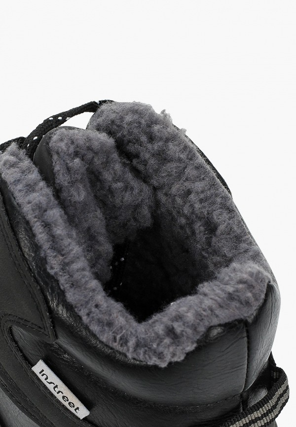 Instreet | черный Ботинки Instreet | Clouty