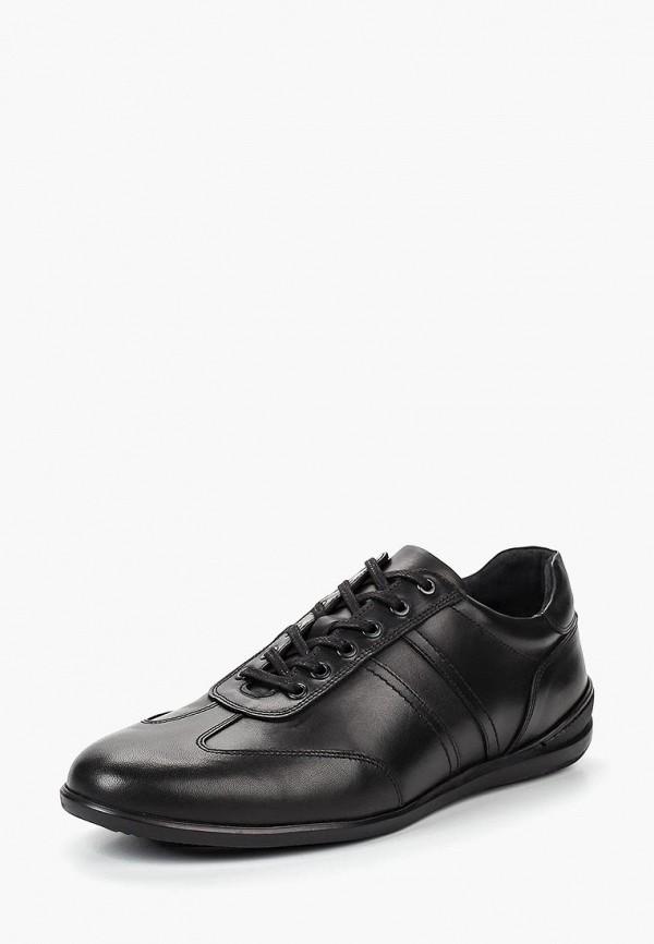 Pierre Cardin | черный Мужские черные кроссовки Pierre Cardin резина | Clouty