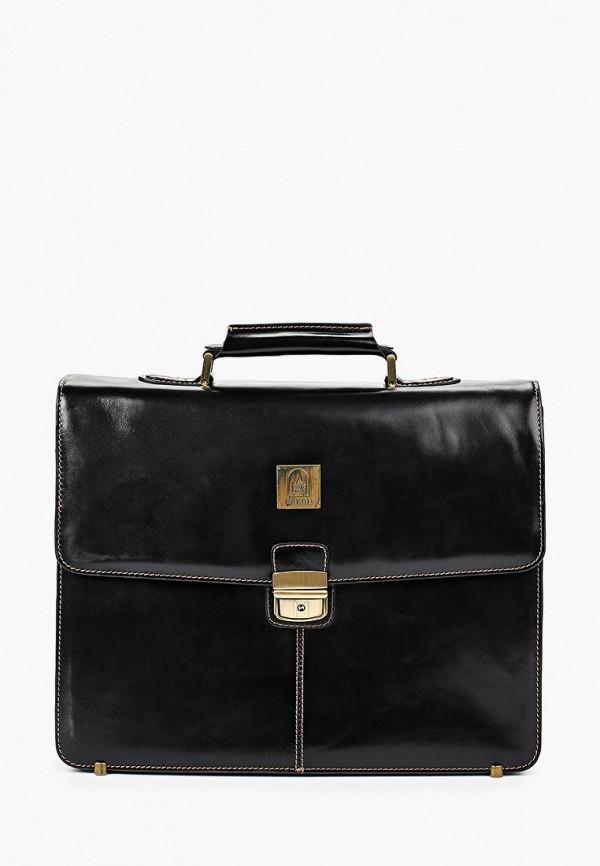 Franchesco Mariscotti | Мужской коричневый портфель Franchesco Mariscotti | Clouty