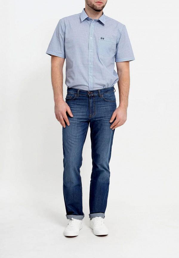 F5 | синий Мужские синие джинсы F5 | Clouty