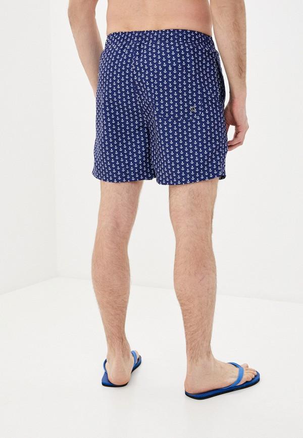 Charmante | синий Мужские летние синие шорты для плавания Charmante | Clouty