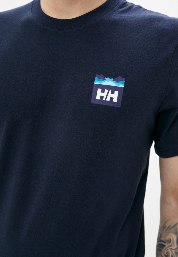 Helly Hansen | синий Футболка Helly Hansen | Clouty